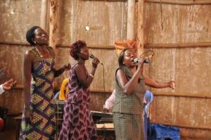 Worship in Uganda